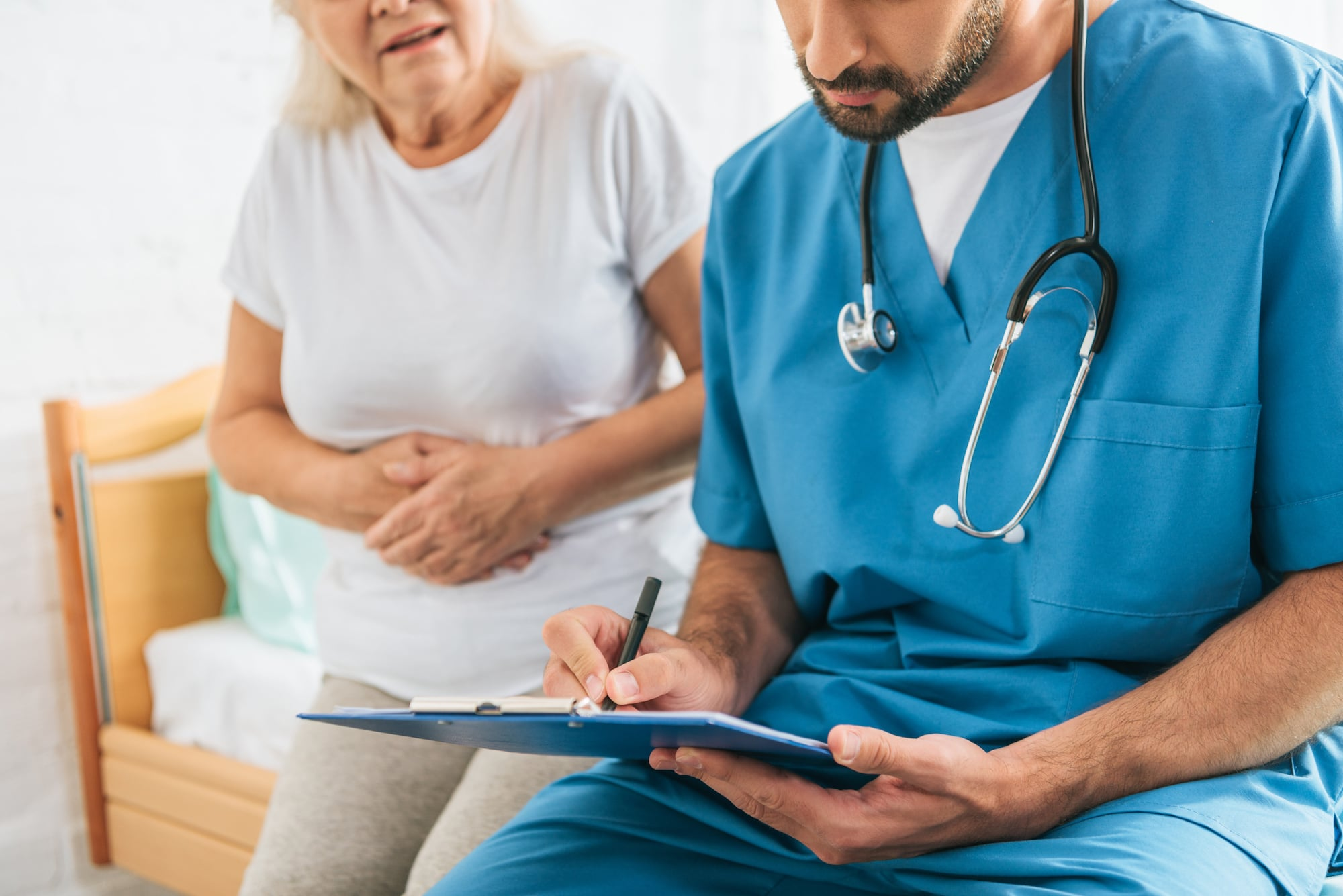 Hospice Admissions Process